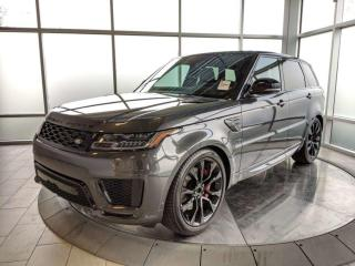 Used 2020 Land Rover Range Rover Sport Active Courtesy Loaner for sale in Edmonton, AB