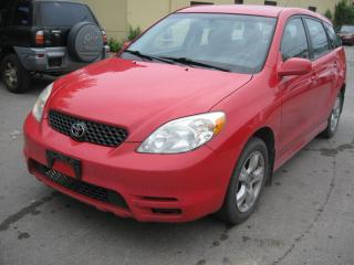 Used 2004 Toyota Matrix XR for sale in Scarborough, ON