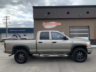 Used 2006 Dodge Ram 1500 SLT QUAD CAB 4WD for sale in Stettler, AB