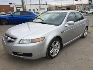 Used 2006 Acura TL Berline 4 portes BA for sale in Montréal-Nord, QC