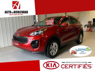 Used 2019 Kia Sportage LX AWD TOUT EQUIPE GARANTIE 2023 for sale in Notre-Dame-des-Pins, QC