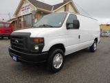 Photo of White 2012 Ford E-150