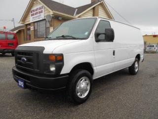 Used 2012 Ford E-150 CARGO 4.6L V8 Loaded Divider Safety ONLY 16,000KMs for sale in Etobicoke, ON