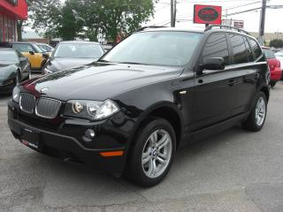 Used 2007 BMW X3 3.0i 4WD for sale in London, ON