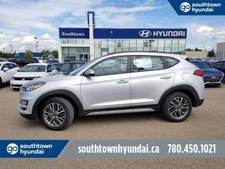 New 2020 Hyundai Tucson 2.4L Pano Roof, Bluelink, Heated Seats/Wheel, Blindspot Monitor, Heated Rear Seats, Push Button for sale in Edmonton, AB