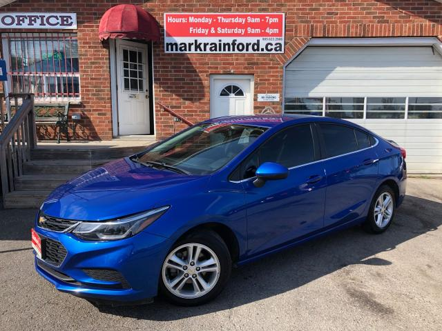 2017 Chevrolet Cruze LT Automatic Pwr Group Bluetooth Back Up Camera