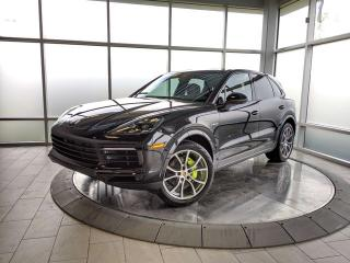 New 2019 Porsche Cayenne S for sale in Edmonton, AB