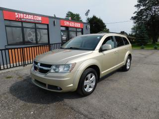 Used 2010 Dodge Journey SXT for sale in St. Thomas, ON