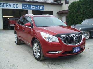 Used 2014 Buick Enclave Premier , AWD for sale in Beaverton, ON