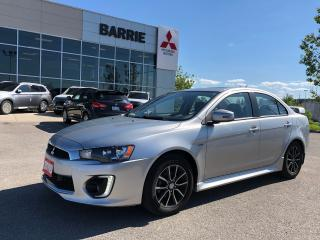 Used 2016 Mitsubishi Lancer SE LTD *SUNROOF *MANUAL for sale in Barrie, ON