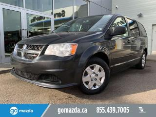 Used 2012 Dodge Grand Caravan EXPRES for sale in Edmonton, AB