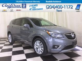 Used 2019 Buick Envision * PREMIUM I AWD * HEATED 2ND ROW * POWER LIFTGATE * for sale in Portage la Prairie, MB