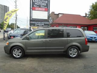 Used 2010 Dodge Grand Caravan SXT/ LOADED / PWR DOORS / PWR TAILGATE / ALLOYS / for sale in Scarborough, ON