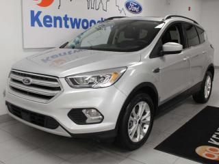 Used 2018 Ford Escape SEL for sale in Edmonton, AB
