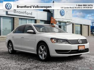 Used 2015 Volkswagen Passat Comfortline 1.8T 6sp at w/ Tip for sale in Brantford, ON