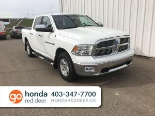 Used 2012 RAM 1500 Big Horn 4x4 Tow Package Remote Start for sale in Red Deer, AB