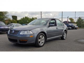 Used 2008 Volkswagen City Jetta Automatique *A/C*CRUISE* for sale in St-Jérôme, QC