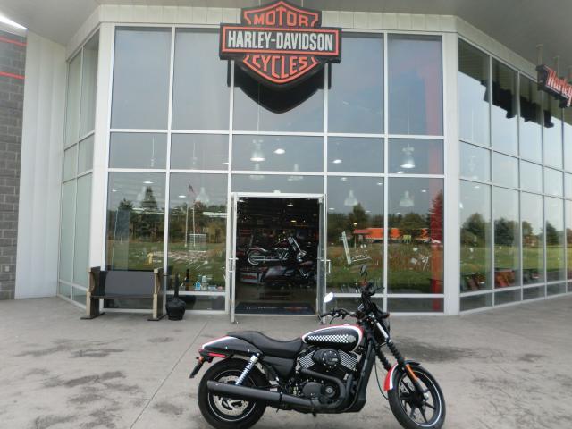 2016 Harley-Davidson Street 750 XG750