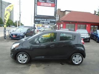 Used 2013 Chevrolet Spark LT/ BACK TO SCHOOL SPECIAL / LOADED / CERTIFIED/ for sale in Scarborough, ON