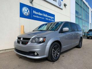Used 2018 Dodge Grand Caravan GT - LOADED / LEATHER - HEATED SEATS for sale in Edmonton, AB