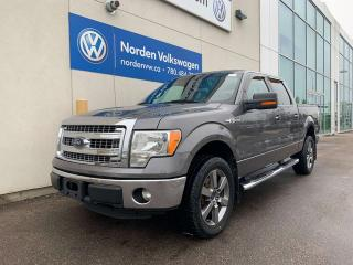 Used 2013 Ford F-150 XLT XTR 4X4 CREW CAB for sale in Edmonton, AB