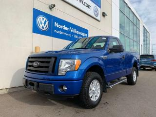 Used 2012 Ford F-150 STX 4X4 - RARE SPEC! LOW KMS for sale in Edmonton, AB