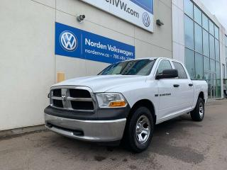 Used 2012 RAM 1500 SXT 4X4 CREW for sale in Edmonton, AB