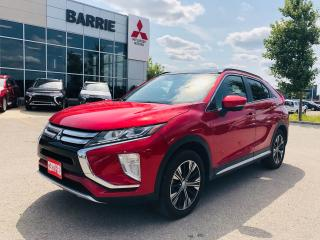Used 2018 Mitsubishi Eclipse Cross GT for sale in Barrie, ON