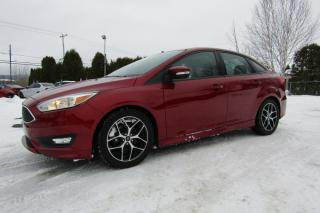 Used 2015 Ford Focus Berline SE 4 portes for sale in Thetford Mines, QC