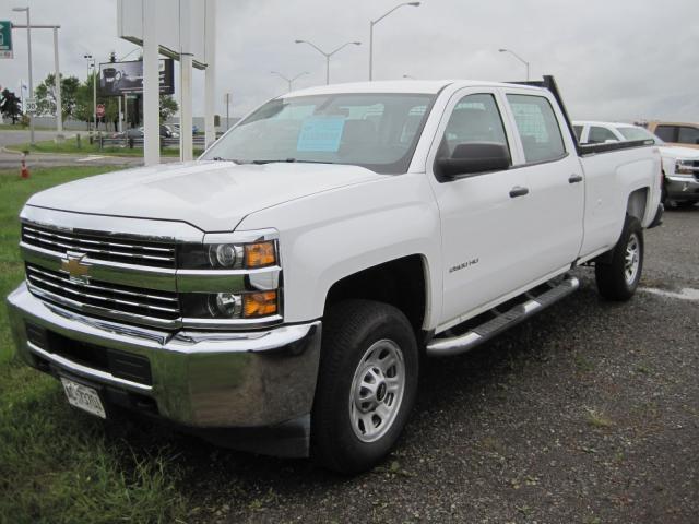 2018 Chevrolet Silverado 2500 Work Truck