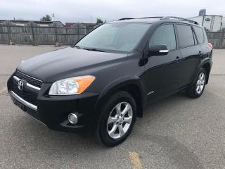 Used 2011 Toyota RAV4 LIMITED  for sale in Mississauga, ON
