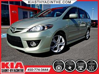 Used 2008 Mazda MAZDA5 GT ** TOIT OUVRANT / MAGS for sale in St-Hyacinthe, QC
