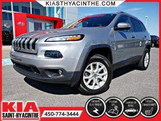 Used 2015 Jeep Cherokee North V6 4X4 ** NAVI / CAMÉRA DE RECUL for sale in St-Hyacinthe, QC