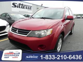 Used 2009 Mitsubishi Outlander LS / 4RM / JAMAIS ACCIDENTE! for sale in St-Georges, QC