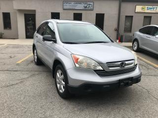 Used 2009 Honda CR-V 4WD EX ,SUNROOF,ALLOY RIMS  .. for sale in Burlington, ON