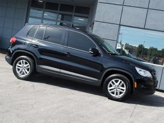 Used 2010 Volkswagen Tiguan TRENDLINE|S SPEED MANUAL|ALLOY WHEELS for sale in Toronto, ON