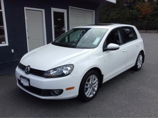 Used 2010 Volkswagen Golf Highline for sale in Parksville, BC