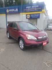 Used 2009 Honda CR-V EX LOW LOW KMS   SUNROOF for sale in Kitchener, ON