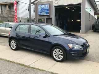 Used 2015 Volkswagen Golf COMFORTLINE for sale in Kitchener, ON