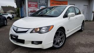 Used 2010 Acura CSX Tech Pkg for sale in Mississauga, ON