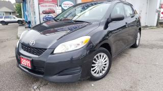 Used 2011 Toyota Matrix Safety Certified for sale in Mississauga, ON