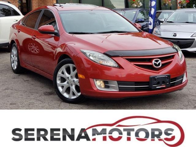 2010 Mazda MAZDA6 GT | V6 | AUTO | FULLY LOADED | NO ACCIDENTS