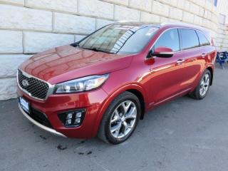 Used 2017 Kia Sorento SX for sale in Fredericton, NB