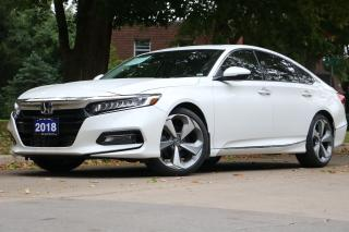 Used 2018 Honda Accord Touring for sale in Brampton, ON