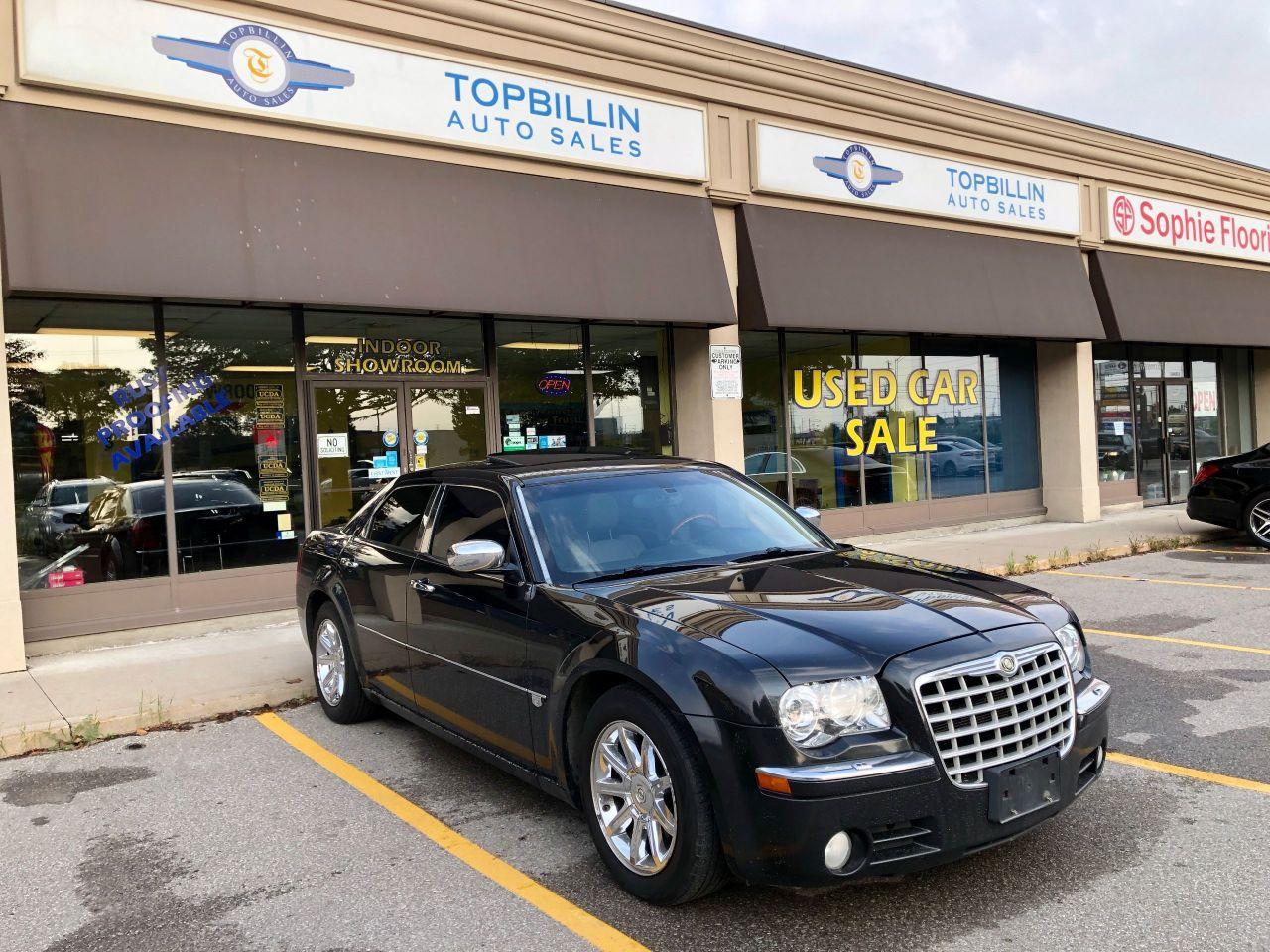 2006 Chrysler 300 C, Leather, Roof, Heated seats