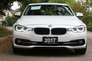 Used 2017 BMW 3 Series 320i xDrive for sale in Brampton, ON