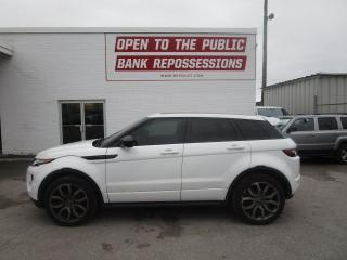 Used 2015 Land Rover Range Rover Evoque Dynamic for sale in Toronto, ON