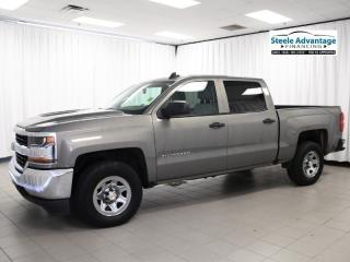 Used 2017 Chevrolet Silverado 1500 LS - 5.3L V8, Satellite Radio and Priced UNDER $30k! for sale in Dartmouth, NS