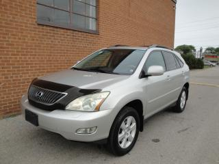 Used 2007 Lexus RX 350 1 OWNER, NO ACCIDENT NAVI/CAM/LEATHER SUNROOF for sale in Oakville, ON