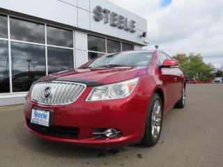 Used 2012 Buick LaCrosse Ultra Luxury Group for sale in Fredericton, NB